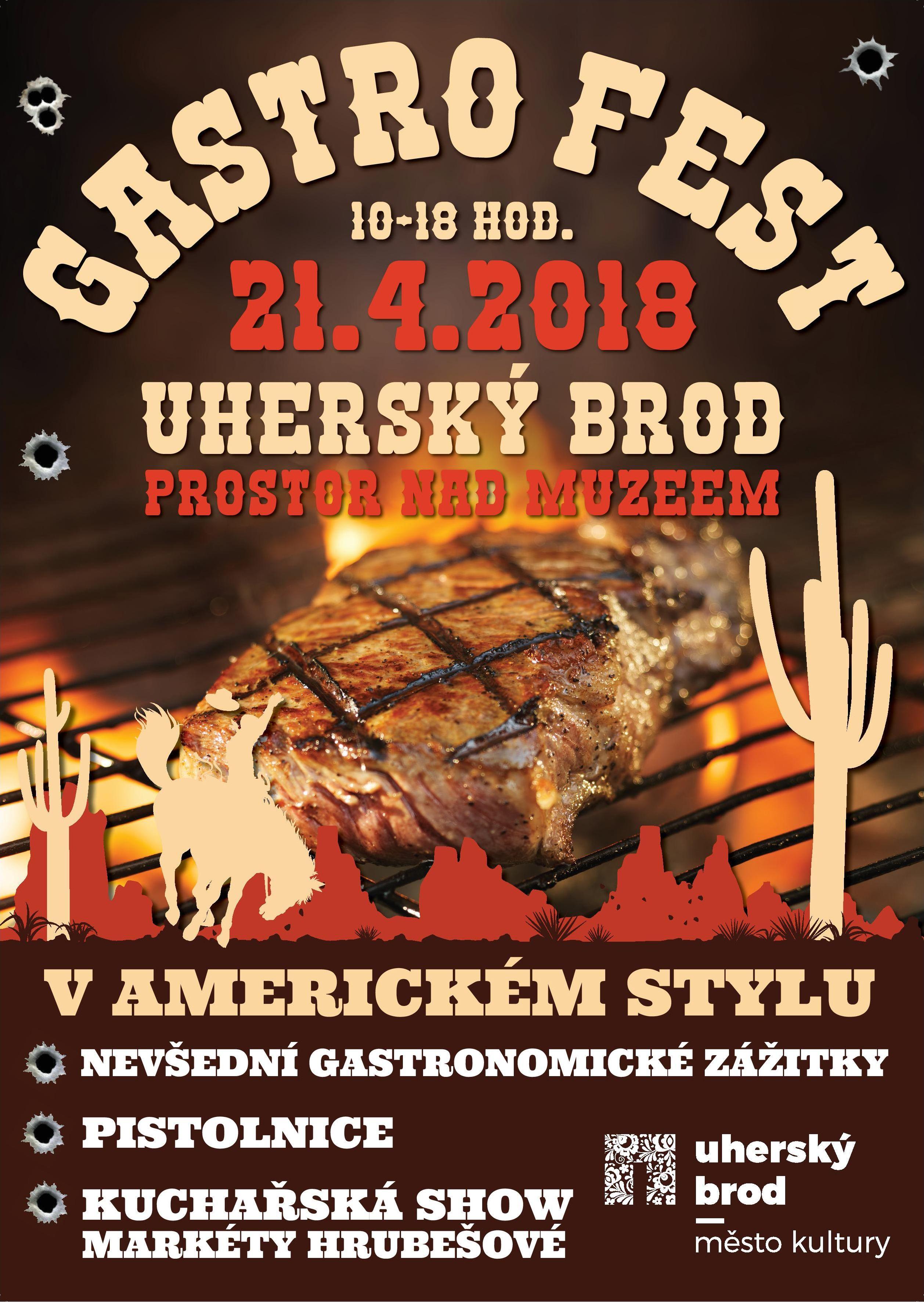 Gastrofest 2018 Uherský Brod
